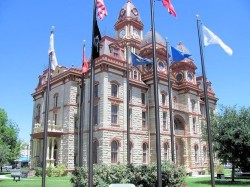 Courthouse, Lockhart