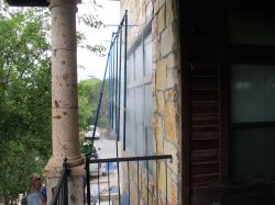 rainmaker water test window